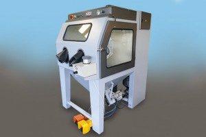 3D print parts blasting cabinet